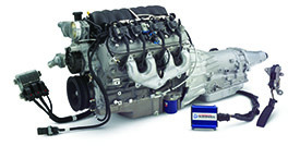 Connect and Cruise Engine Kits