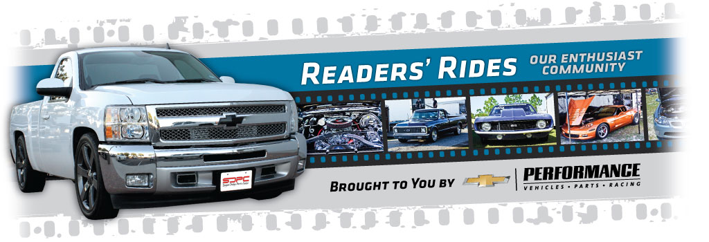 Readers' Rides