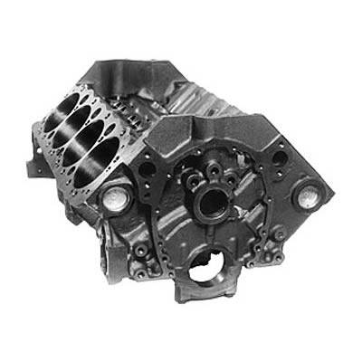 Free Shipping on Chevy 350 Bare Block 10066034