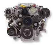Front Engine Accessory Drive Systems - Complete Systems