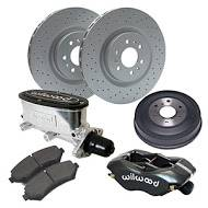 Suspension & Brakes / Wheels & Tires - Brakes