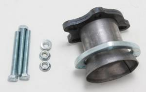 Header & Exhaust Components - Clamps, Hangers, Pipe & Components