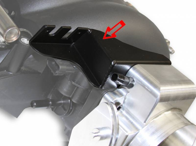 Nick Williams Performance Throttle Cable Bracket SD90BRKT