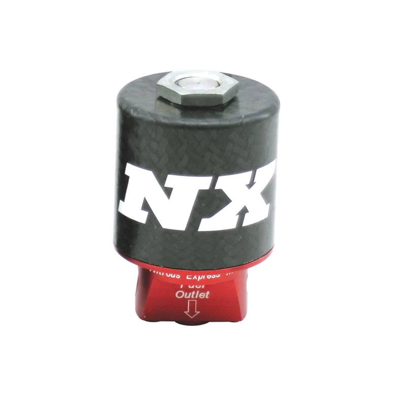 Nitrous Express 15728 Carburetor Plate Solenoid Bracket