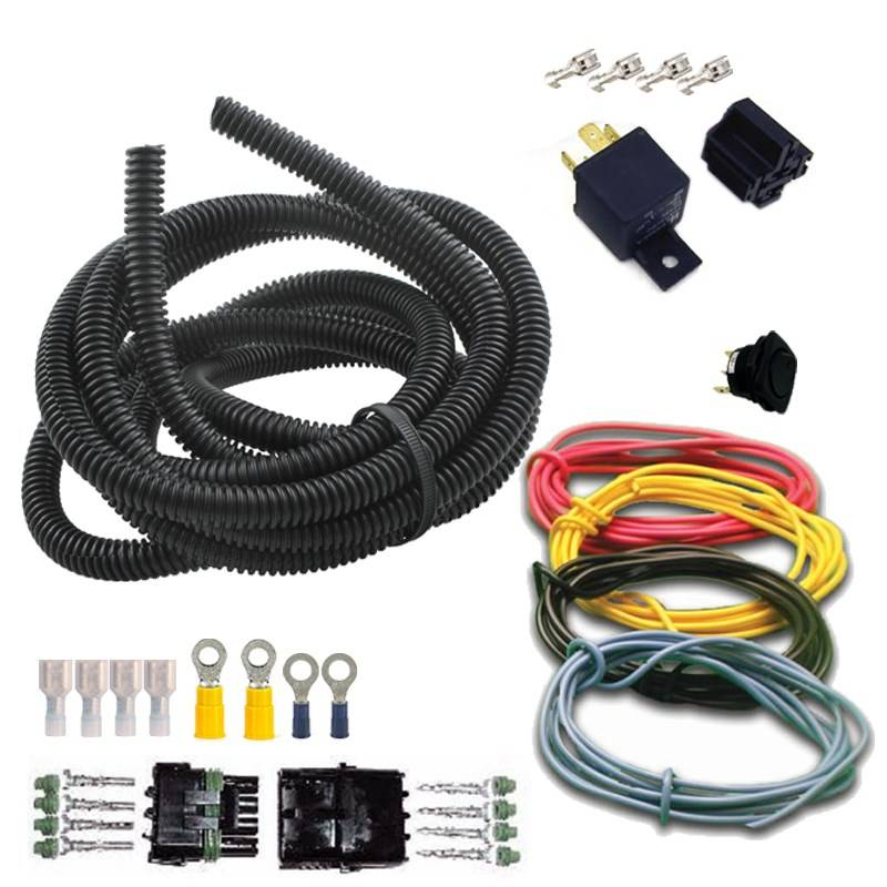 sd parts nitrous express 15499 pro wiring kit weather. Black Bedroom Furniture Sets. Home Design Ideas
