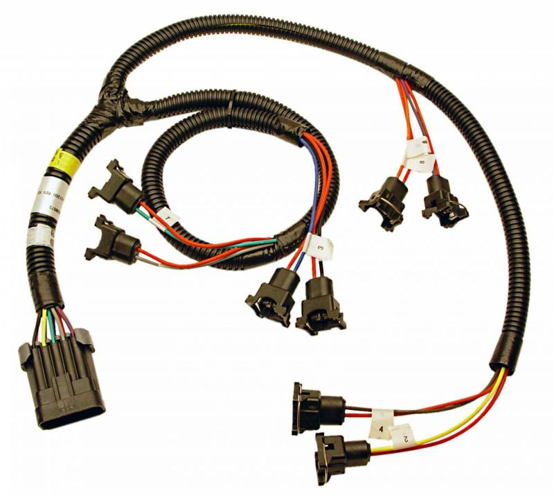 engine wiring harness headlight wiring harness sd parts - fast 301201 - wiring harness, f.i. 4and7 swap ... bbc wiring harness