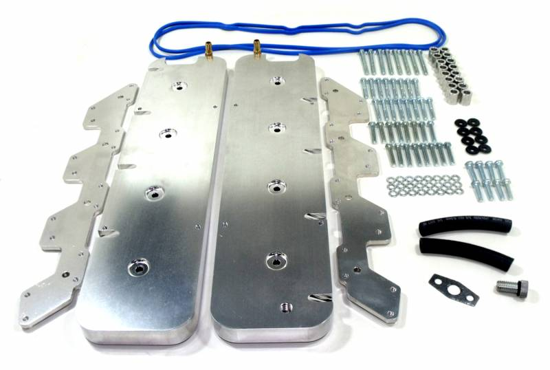 SD Parts - Taylor Cable 555751 - CUT COVER 99-09 SBC LSX VALVE COVER