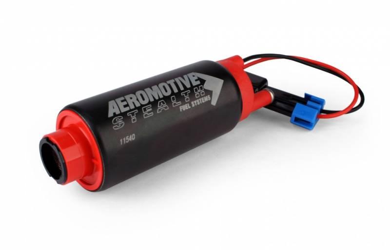 Aeromotive 11540 - Fuel Pump, E85, Center inlet, 340lph (This item ...
