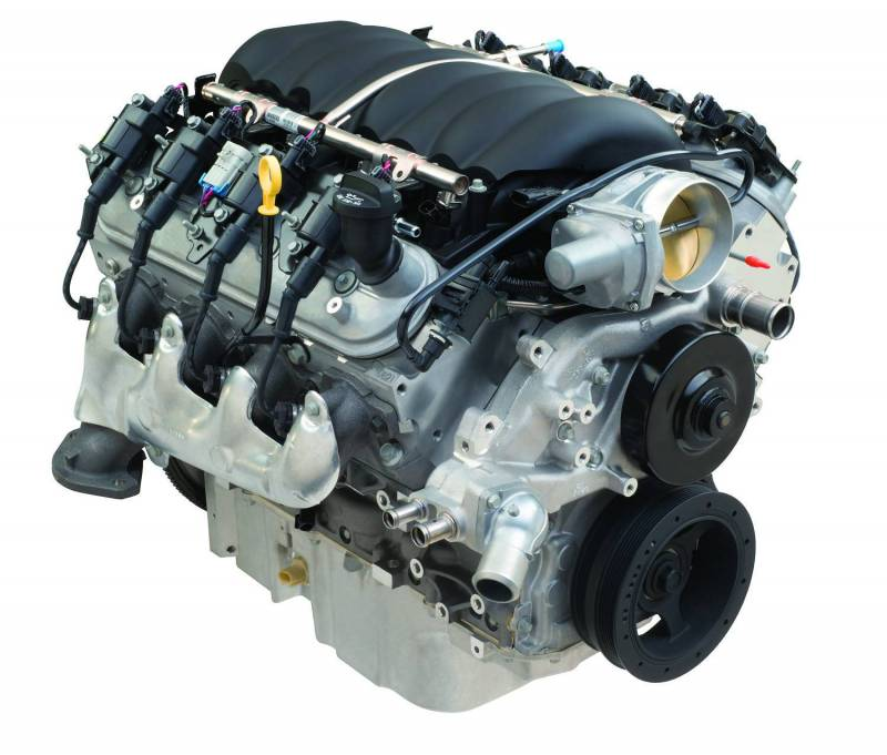 Ls3 480 Crate Engine From The Leader In Chevy Performance