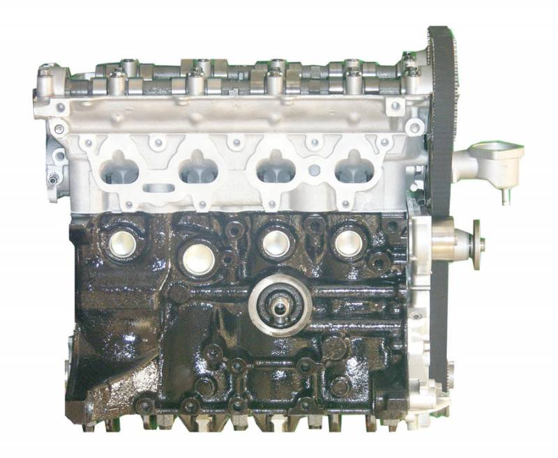 SD Parts - 619 MAZDA B6 COMPLETE ENGINE Engine Long Block
