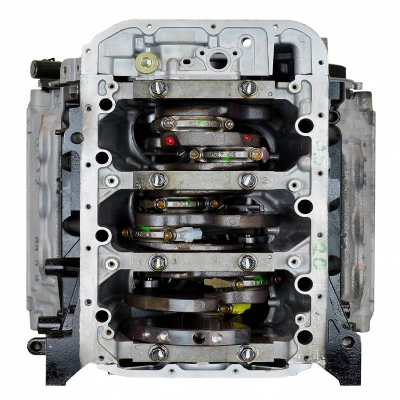 SD Parts - 547T HONDA J35A4 03-04 ENGINE Engine Long Block