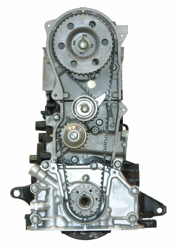 Sd Parts 612a Mazda Fe Complete Engine Engine Long Block