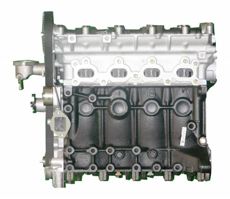 SD Parts - 619A MAZDA B6 COMPLETE ENGINE Engine Long Block