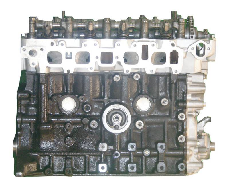 SD Parts - 813L TOYOTA 22RE TURBO ENGINE Engine Long Block