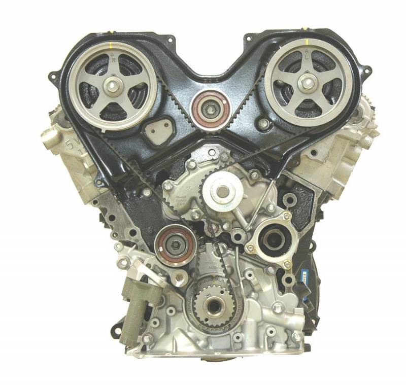 Atk Engines 2538 Remanufactured Cylinder Head For 1996: 848A TOYOTA 5VZF-E COMP ENGINE Engine Long Block