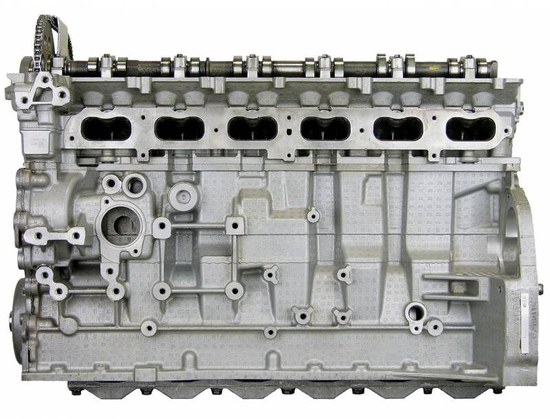 SD Parts - DCTW CHEV 4.2 LL8 02-04 ENG Engine Long Block