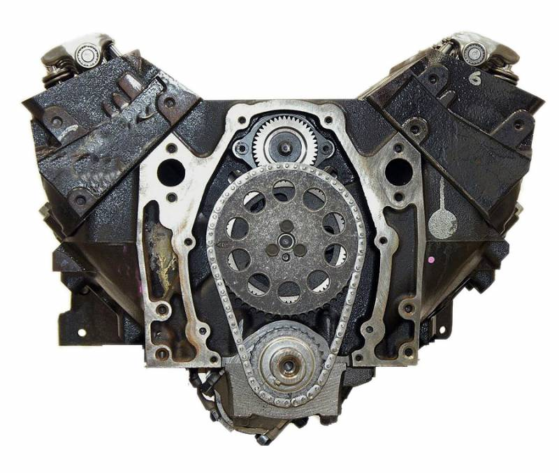 Sd Parts Dcw4 Chev 4 3 262 01 07 Engine Engine Long Block