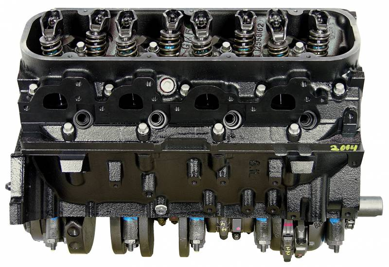 SD Parts - DCWE CHEV 8 1/496 04-06 ENGINE Engine Long Block