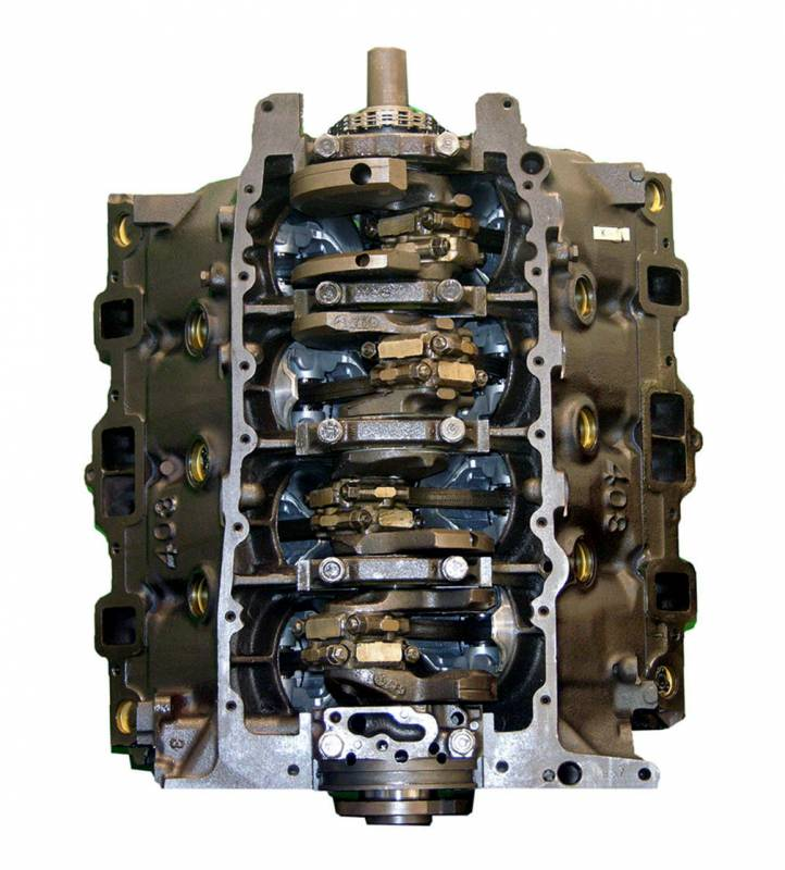 SD Parts - DO12 OLDS 403 77-79 COMP ENG Engine Long Block