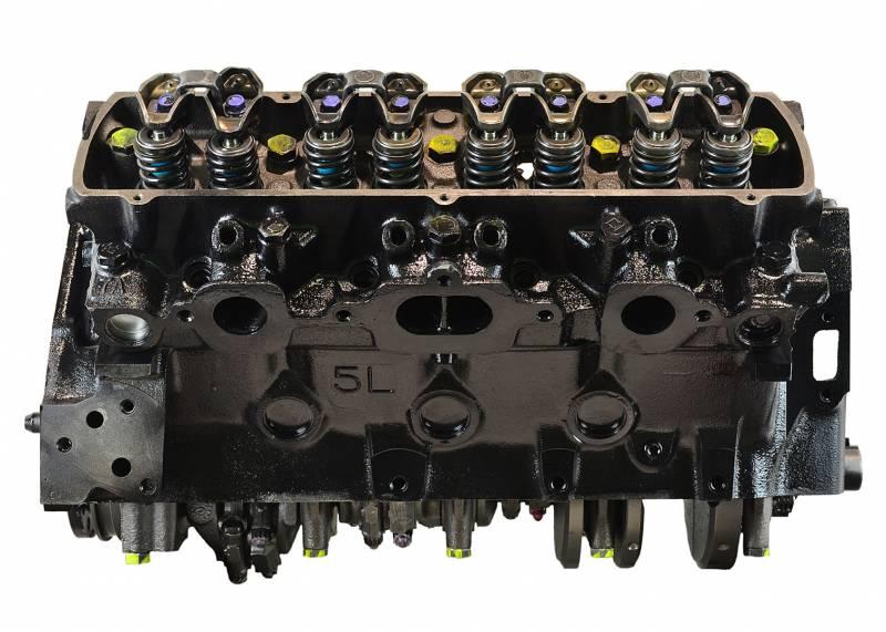 SD Parts - DO15 OLDS 307 85-90 COMP ENG Engine Long Block