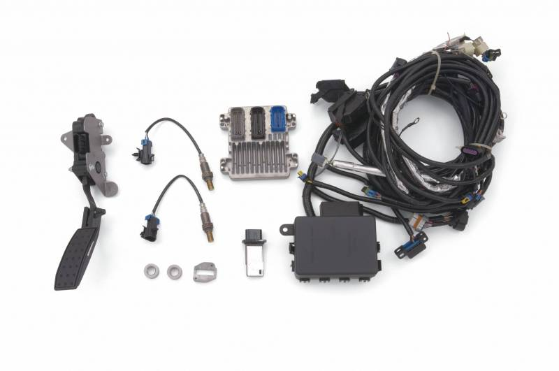 F144690464 free shipping on ecm kit 19354328 for ls3 430hp ls3 wiring harness and ecm at gsmx.co