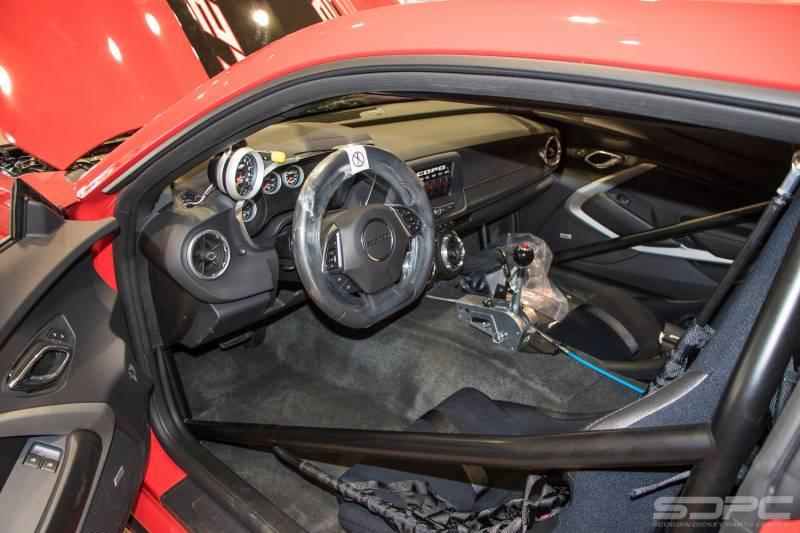 2016 Camaro Copo 427ci