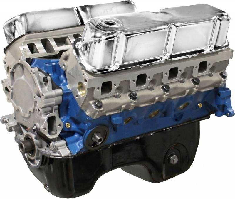 Ford 2 3 Crate Engine: Base Long Block 306 Ford Stroker