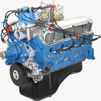Blueprint engines bp3024ctc 302 ci dressed crate engine with cast blueprint engines blueprint engines bp3024ctc 302 ci dressed crate engine with cast iron cylinder malvernweather Images