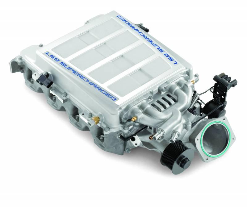 Eaton Supercharger Swap Kit: Chevrolet Performance 19244103