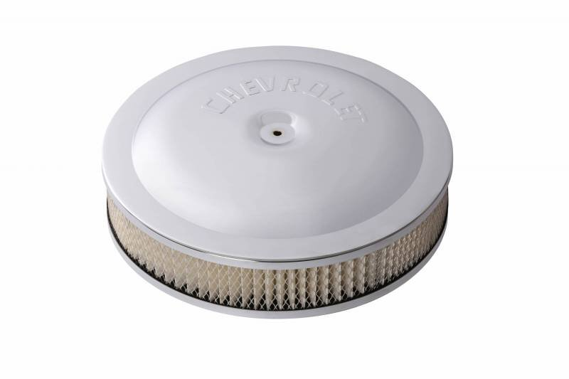 Gm Performance Air Cleaner : Chevrolet performance quot air cleaner with