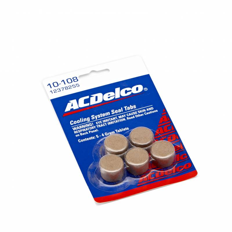 Acdelco 10 108 Cooling System Sealing Tabs 4 G