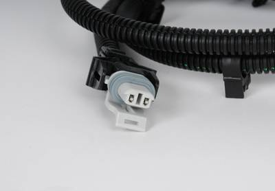 ACDelco 10340316 Front Driver Side ABS Wheel Speed Sensor Wiring