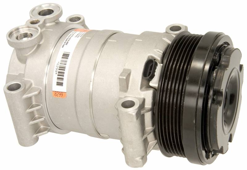 Acdelco 15 22124a Air Conditioning Compressor