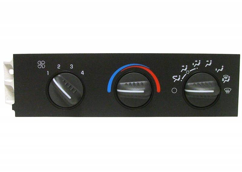 Acdelco 15 73675 Heating And Air Conditioning Control Panel