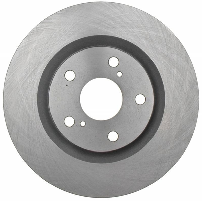 ACDelco 18A2448A Advantage Non-Coated Front Disc Brake Rotor