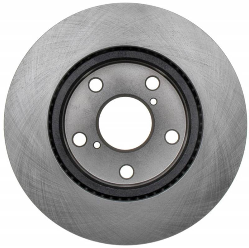 ACDelco 18A2451 Professional Rear Drum In-Hat Disc Brake Rotor