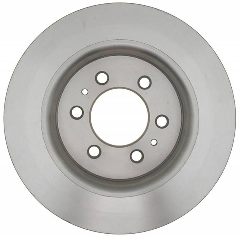 Disc Brake Rotor-Non-Coated Front ACDelco Advantage 18A2463A