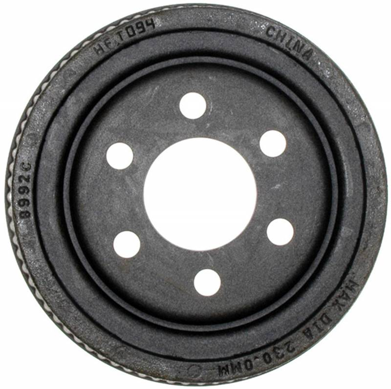 Dodge Dynasty 1991 1993 Parking Brake Cable: ACDelco 18B251 Rear Brake Drum Assembly