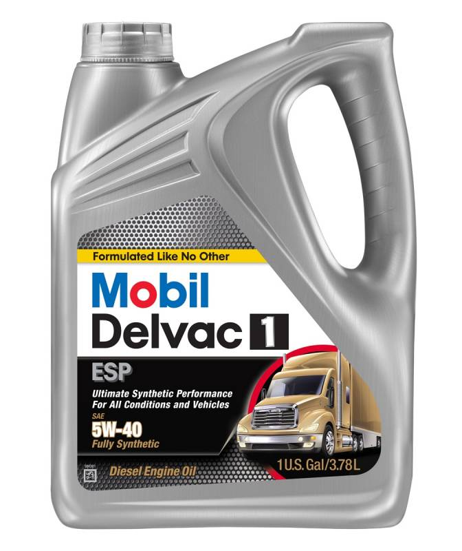 ACDelco Mobil Delvac 1 ESP Emission System