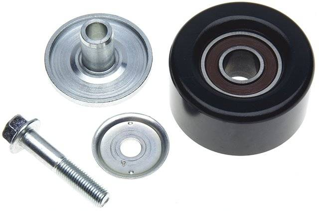 Acdelco 36174 Idler Pulley With 10 Mm Insert Bolt And