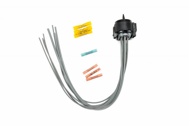 Acdelco pt way female wiring harness connector in