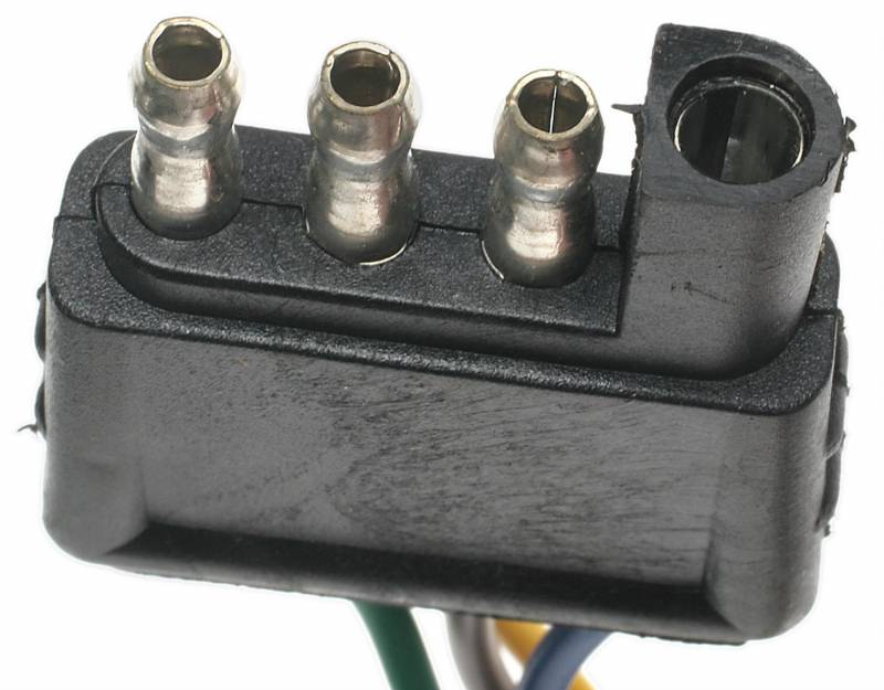 Inline To Trailer Wiring Harness Connector Kit Automotive