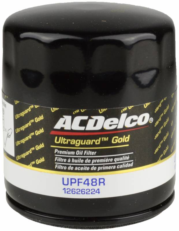 ACDelco UPF48R Ultraguard Engine Oil Filter