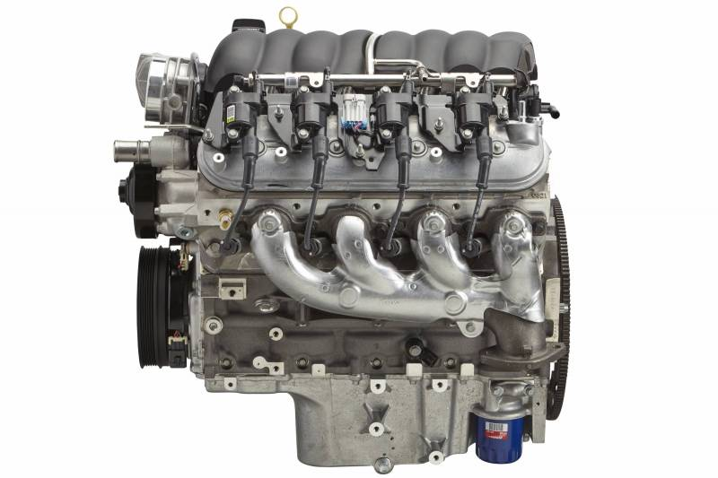 Free Shipping On Ls3 Crate Engine With 525hp 486ft Lbs Of Torque