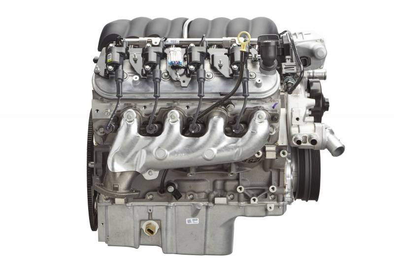 Free Shipping on LS3 Crate Engine with 525HP & 486FT-LBS of