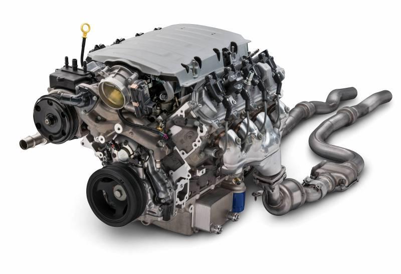Lt1 crate engine 6 egy 4 konami chevrolet performance chevrolet performance 12682080 lt1 62l e rod crate engine malvernweather Images