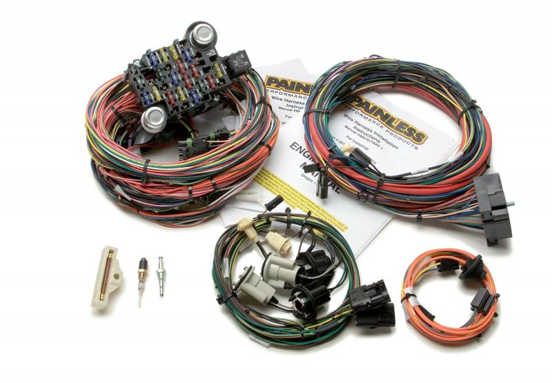 painless wiring 20112 direct fit camaro harness 1970. Black Bedroom Furniture Sets. Home Design Ideas