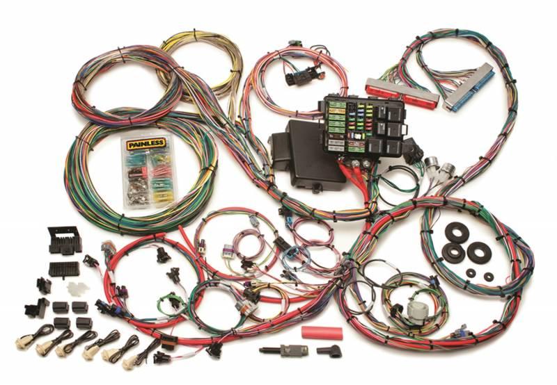 painless wiring 60608 1997 2004 gm ls1 integrated efi. Black Bedroom Furniture Sets. Home Design Ideas