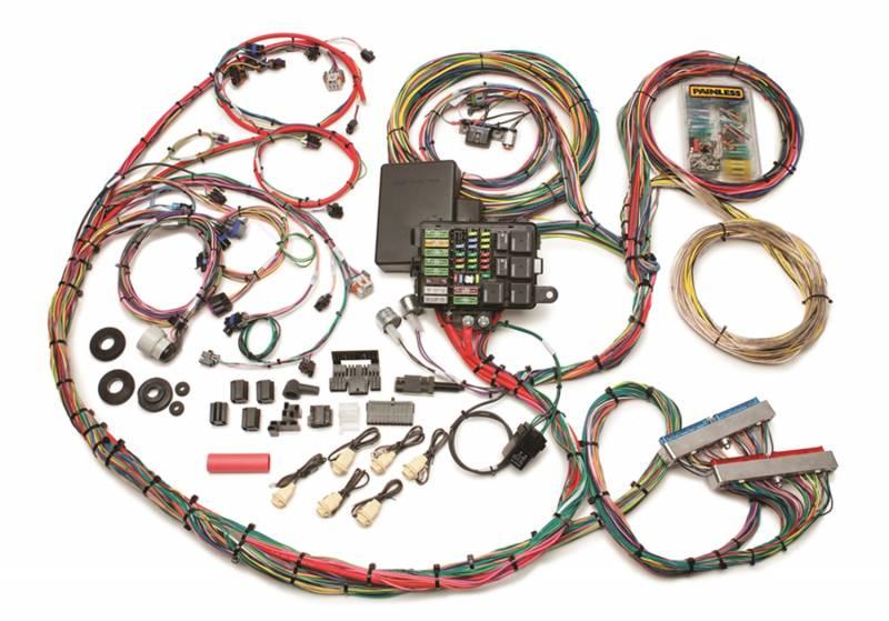 Painless Wiring 60617