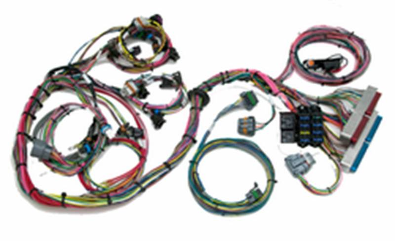 Painless Wiring 60522 - 1997-2004 GM LS1 Throttle by Wire Harness Std.  lengthScoggin-Dickey Parts Center
